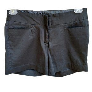 The Limited| Dress Shorts Black Classy Cotton